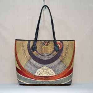 Shopping bag Gattinoni modello Planetarium 6434M.
